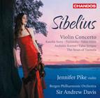 Sibelius: Violin Concerto - Karelia Suite