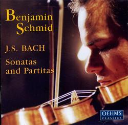 Bach: Violin Sonatas and Partitas