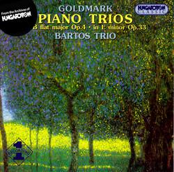Goldmark: Piano Trios