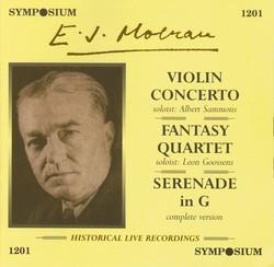 E. J. Moeran: A Concert (1946-1948)