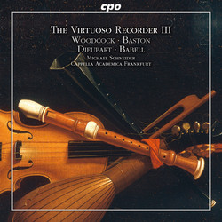The Virtuoso Recorder, Vol. 3
