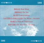 Holst, Bridge, Bliss, Vaughan Williams, Harty & Smyth (1922-1930)