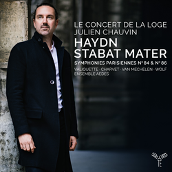 Haydn: Stabat Mater, Symphonies Parisiennes Nos. 84 & 86