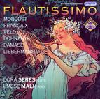 Mouquet / Feld / Liebermann: Flute Sonatas / Francaix: Divertimento / Damase: Rhapsodie