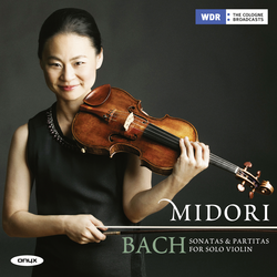 Bach: Partitas & Sonatas for Violin Solo