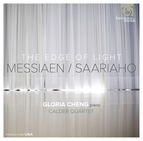 The Edge of Light: Messiaen, Saariaho