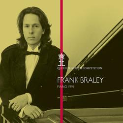 Queen Elisabeth Competition, Piano 1991: Frank Braley