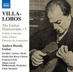 Villa-Lobos: The Guitar Manuscripts, Vol. 1