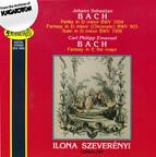 Bach, J.S.: Partita in D Minor, Bwv 1004 / Bach, C.P.E.: Fantasy in E-Flat Major