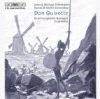 Don Quixotte - Suites by Telemann