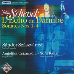 Schenck: Echo Du Danube (L'), Op. 9