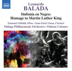 Balada: Sinfonía en Negro, Double Concerto & Columbus
