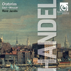 Handel: Oratorios (Saul, Messiah)