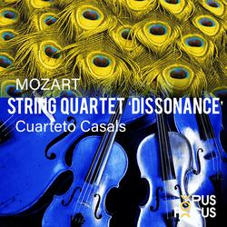 Mozart: String Quartet, K. 465