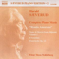 Saeverud: Complete Piano Music, Vol. 2