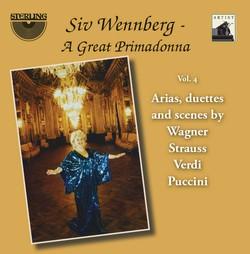 A Great Primadonna, Vol. 4: Siv Wennberg