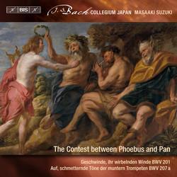 J.S. Bach – Secular Cantatas, Volume 9 (BWV 201, 207a)