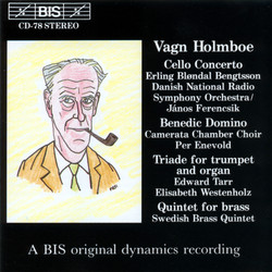 Holmboe - Cello Concerto