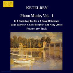 Ketelbey: Piano Music, Vol.  1
