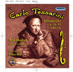 Tessarini, C.: Introducioni A 4, Op. 11, Books 2-4