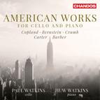American Works for Cello & Piano