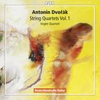Dvořák: String Quartets, Vol. 1