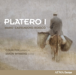 Castelnuovo-Tedesco: Platero & I, Op. 190 (Narrated in English)