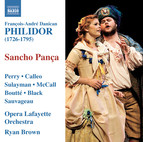 Philidor: Sancho Panca dans son isle