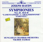 Haydn: Symphonies Nos. 26. 44 and 45