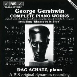 Gershwin - Complete Piano Works (including Rhapsody in Blue)