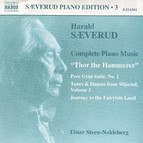 Saeverud: Complete Piano Music, Vol. 3