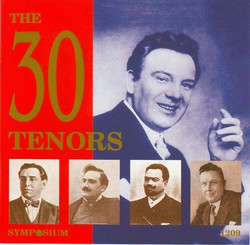 The Thirty Tenors (1903-1936)