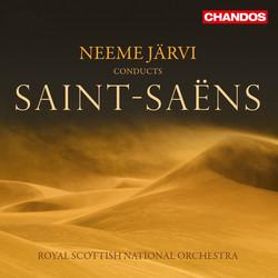 Neeme Järvi conducts Saint-Saëns