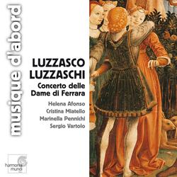 Luzzaschi: Concerto delle Dame di Ferrara
