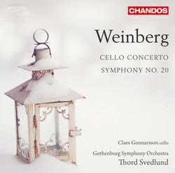 Weinberg: Cello Concerto, Op. 43 - Symphony No. 20