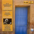Mendelssohn: Violin Concerto / Debussy: La Mer