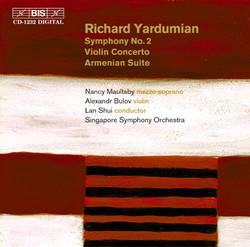 Richard Yardumian - Symphony No.2