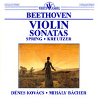 Beethoven: Violin Sonatas Nos. 5,