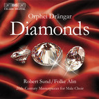 Diamonds - 20th-Century Masterpieces for Male Choir