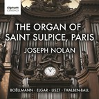 Organ Recital: Nolan, Joseph – Boellmann, L. / Elgar, E. / Thalben-Ball, G. / Liszt, F.