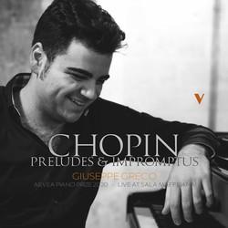 Chopin: Preludes & Impromptus (Live)