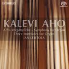 Aho - Symphony for Organ