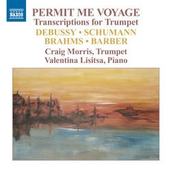 Permit Me Voyage - Transcriptions for Trumpet
