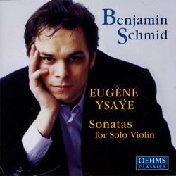 Ysaye: Violin Sonatas