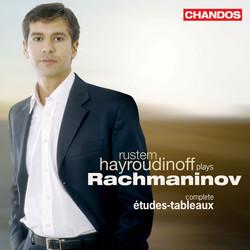 Rachmaninoff: Études-Tableaux, Opp. 33 & 39