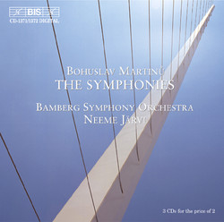 Martinu - The Symphonies
