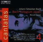 J.S. Bach - Cantatas, Vol.4 (BWV 163, 165, 185, 199)
