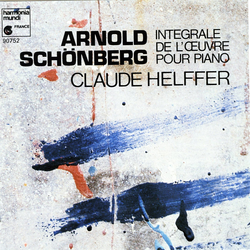 Schoenberg: Complete Works for Solo Piano