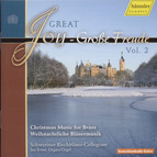 Christmas Music for Brass And Organ: Great Joy, Vol. 2
