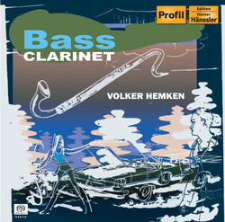 Hemken, Volker: Bass Clarinet Music
